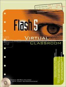 Flash 5 Virtual Classroom (Paperback)-cover