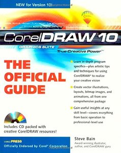 CorelDRAW 10: The Official Guide (Osborne CORELPRESSTM Series)-cover