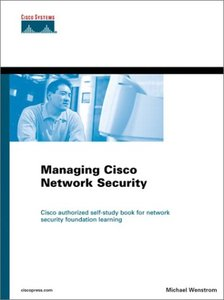 Managing Cisco Network Security (Hardcover)-cover