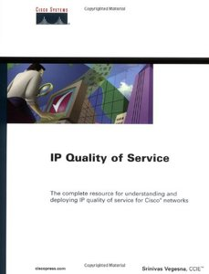 IP Quality of Service (Hardcover)-cover