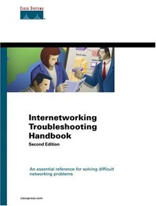 Internetworking Troubleshooting Handbook, 2/e (Hardcover)-cover