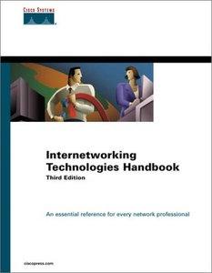 Internetworking Technologies Handbook, 3/e-cover