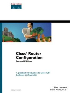 Cisco Router Configuration, 2/e (Hardcover)-cover