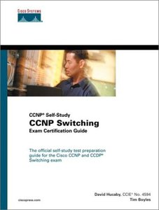 Cisco CCNP Switching Exam Certification Guide-cover