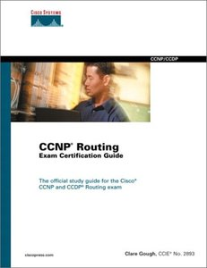 CCNP Routing Exam Certification Guide (Hardcover)-cover