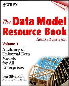 The Data Model Resource Book, Vol. 1: A Library of Universal Data Models for All Enterprises (Paperback)-cover