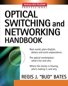 Optical Switching and Networking Handbook-cover