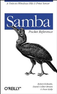 Samba Pocket Reference-cover