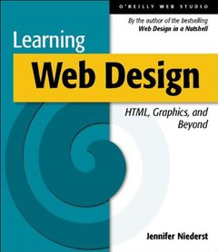 Learning Web Design: A Beginner's Guide to HTML, Graphics, and Beyond (Paperback)-cover