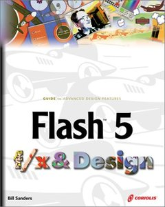 Flash 5 f/x and Design (Paperback)-cover
