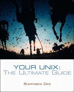 Your UNIX: The Ultimate Guide (Paperback)-cover