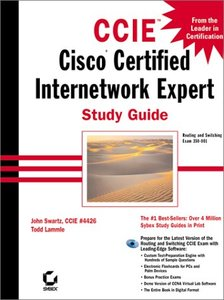 CCIE: Cisco Certified Internetwork Expert Study Guide-cover