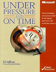 Under Pressure and On Time-cover