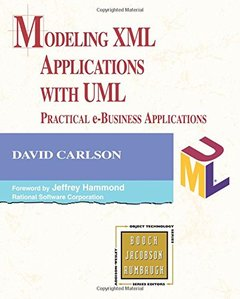 Modeling XML Applications with UML: Practical e-Business Applications (Paperback)-cover