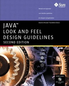 Java Look and Feel Design Guidelines, 2/e (Paperback)-cover