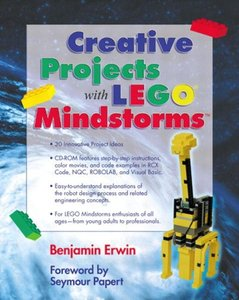 Creative Projects with LEGO Mindstorms-cover