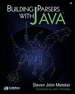 Building Parsers With Java (Paperback)-cover