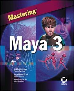 Mastering Maya 3-cover