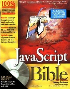 JavaScript Bible, 4/e-cover