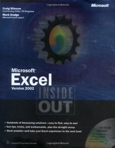 Microsoft Excel Version 2002 Inside Out-cover