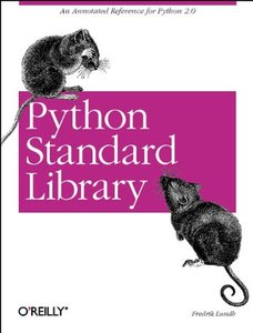 Python Standard Library (Paperback)-cover