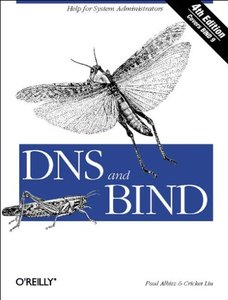 DNS and BIND, 4/e (Paperback)-cover