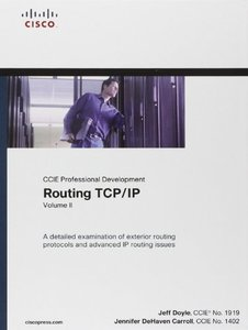 CCIE Professional Development: Routing TCP/IP, Volume II (Hardcover)-cover