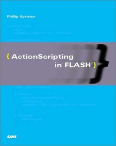 ActionScripting in Flash (Paperback)-cover