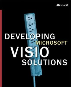 Developing Microsoft Visio Solutions-cover
