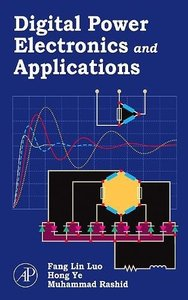 Digital Power Electronics and Applications (Hardcover)-cover