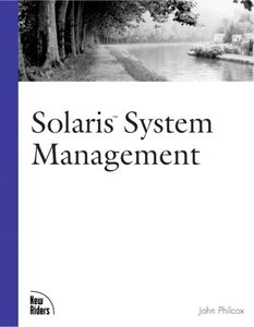 Solaris System Management (Paperback)-cover