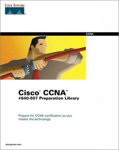 Cisco CCNA #640-507 Preparation Library-cover