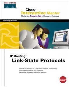CIM IP Routing Link-State Protocols Network Simulator