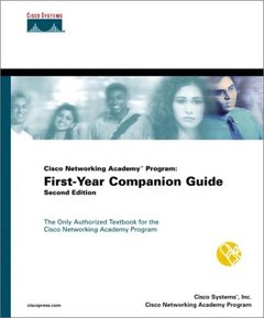 Cisco Networking Academy Program: First-Year Companion Guide, 2/e-cover