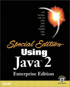 Special Edition Using Java 2, Enterprise Edition (Paperback)-cover