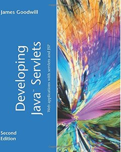 Developing Java Servlets: Web application with servlets ad JSP, 2/e (Paperback)-cover