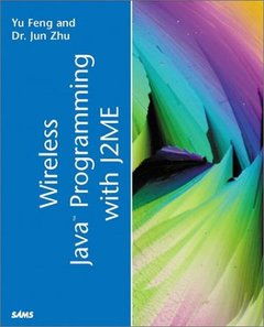 Wireless Java Programming with J2ME (Paperback)-cover