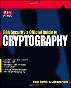 RSA Security's Official Guide to Cryptography-cover