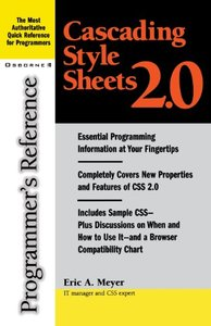 Cascading Style Sheets 2.0 Programmer's Reference