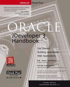Oracle JDeveloper 3 Handbook (Paperback)-cover