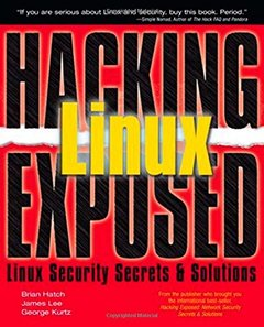 Hacking Linux Exposed (Paperback)-cover