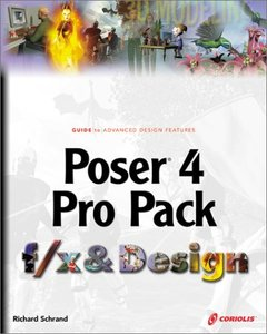 Poser 4 Pro Pack f/x and Design-cover