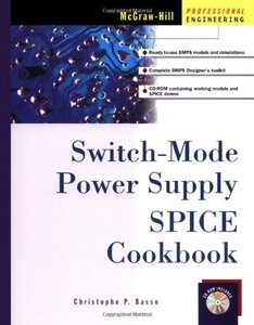 Switch-Mode Power Supply SPICE Cookbook-cover
