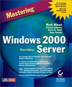 Mastering Windows 2000 Server, 3/e-cover