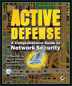Active Defense: A Comprehensive Guide to Network Security-cover