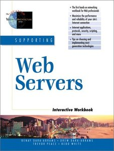 Supporting Web Servers Interactive Workbook (Paperback)-cover