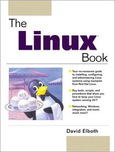The Linux Book-cover