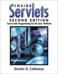 Inside Servlets: Server-Side Programming for the Java Platform, 2/e (Paperback)-cover