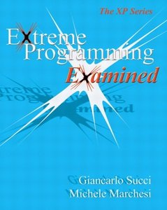 Extreme Programming Examined-cover