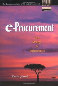 e-Procurement: From Strategy to Implementation-cover